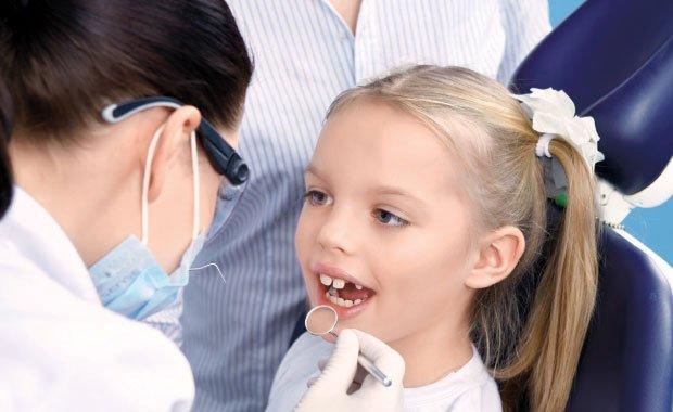 Tratamentul de canal la dintii de lapte