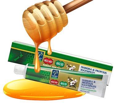 Mierea și produsele apicole, un dar al naturii pentru igiena orală