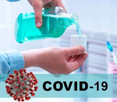 Clorhexidina NU este eficientă împotriva Covid-19, dar este eficientă pentru igiena orală